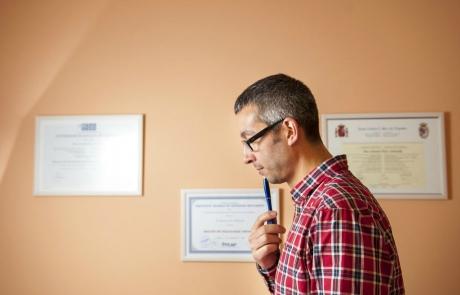 Consulta Perez Abelenda. Psicólogo en Carballo, A Coruña.